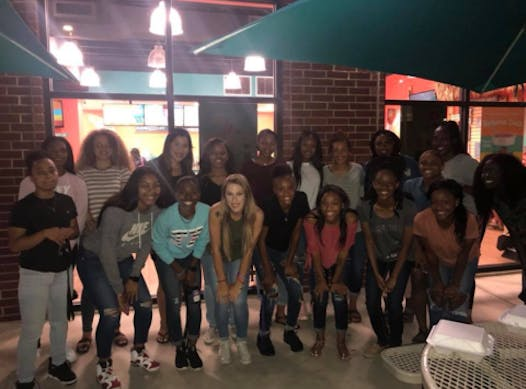 basketball fundraising - Jacksonville College Women's Basketball