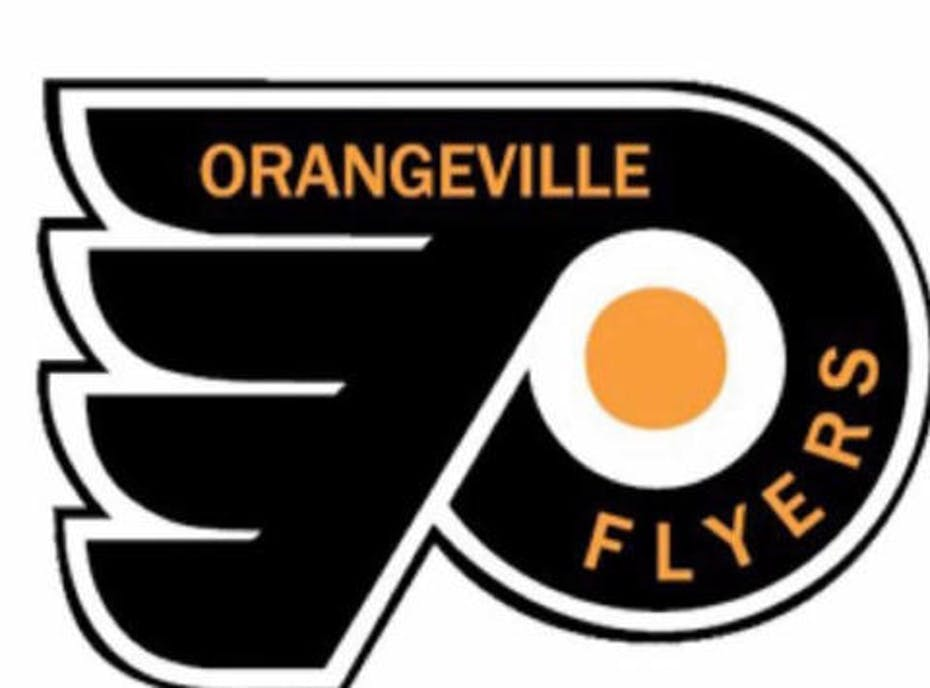 Orangeville Flyers Minor Peewee AA