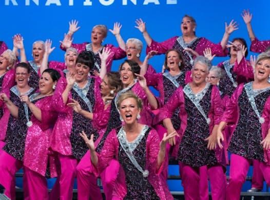 choir fundraising - Canadian Showtime Chorus