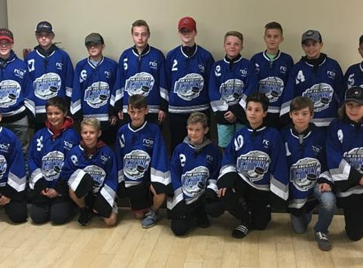 ice hockey fundraising - NB EAST Lightning AAA