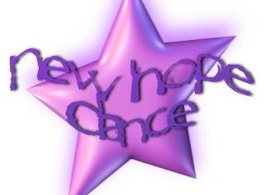 dance fundraising - New Hope Dance