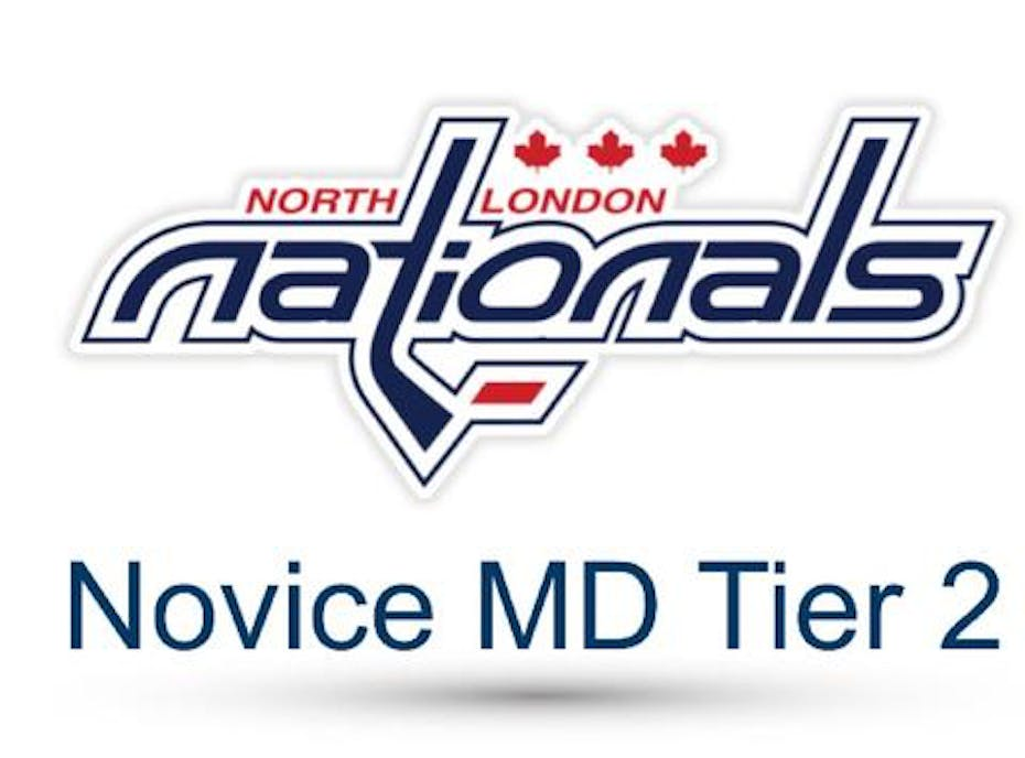 North London Nationals MD Tier 2