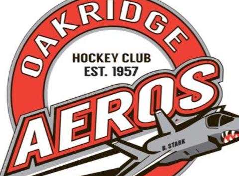 ice hockey fundraising - Oakridge Aeros Minor Atom