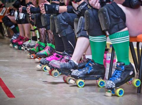 roller derby fundraising - Cape Breton Roller Derby