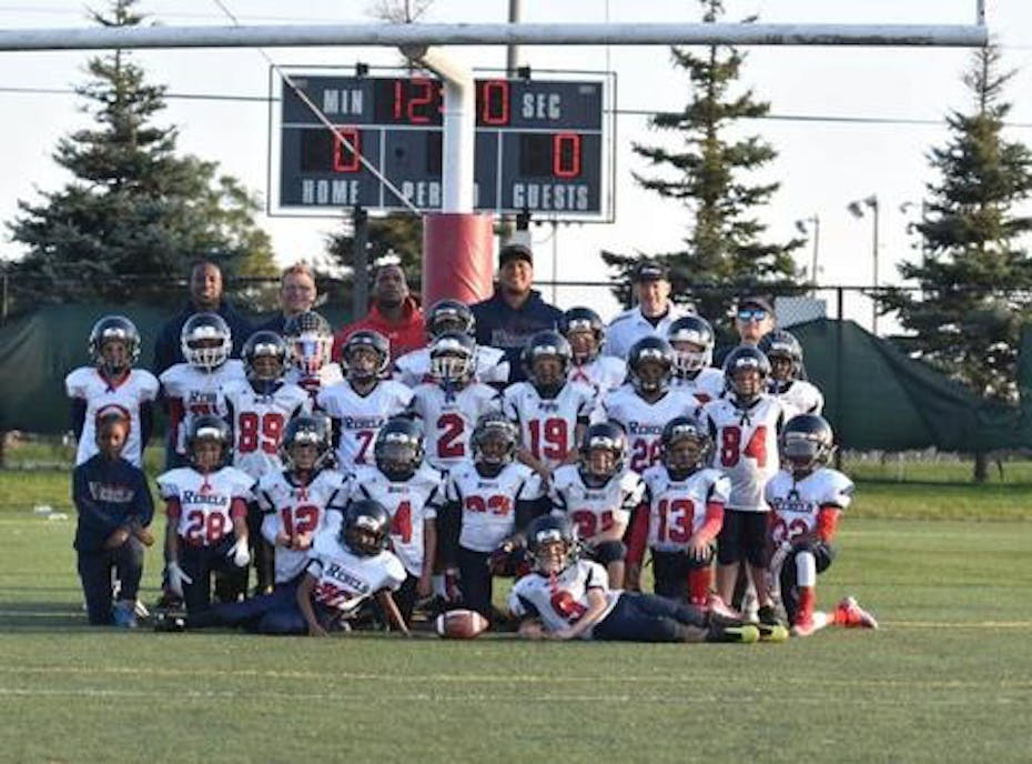 Vaughan Rebels U9
