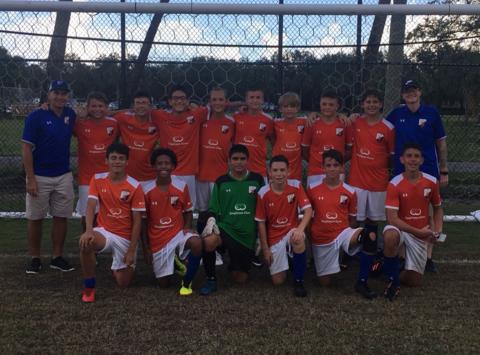 soccer fundraising - Dutch Lions Soccer Club U15 Boys