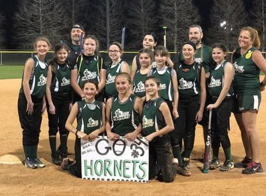 softball fundraising - Little Falls Lady Hornets 12U