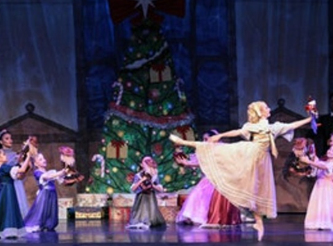 dance fundraising - Florida Classical Ballet