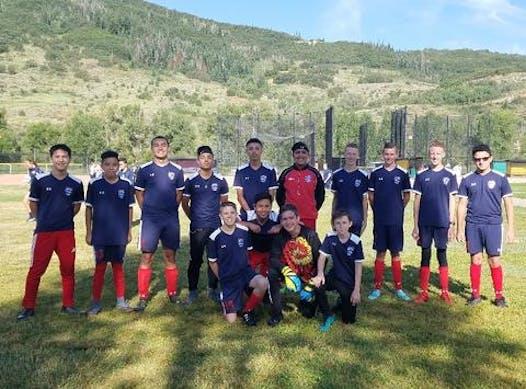 soccer fundraising - FC Brighton- Flanagan