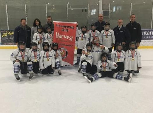 ice hockey fundraising - NSGHA Atom BB