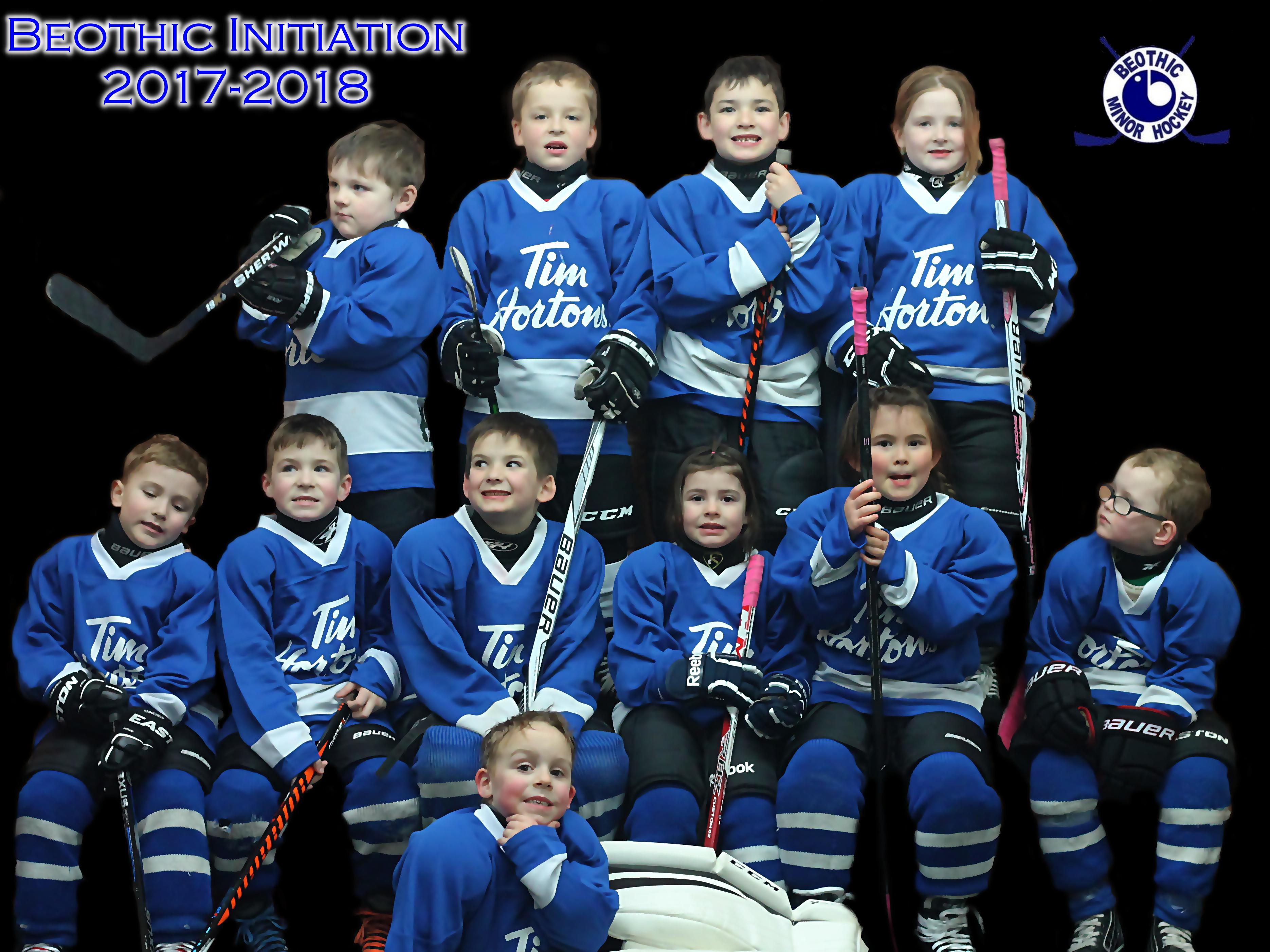 Beothic Minor Hockey