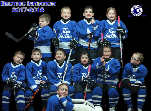 ice hockey fundraising - Beothic Minor Hockey