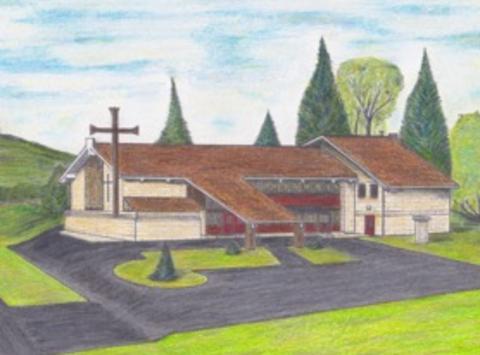 church & faith fundraising - St. Boniface Episcopal Church Building on Faith