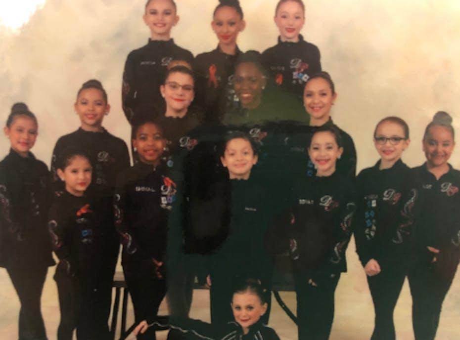 Dancers Pointe Roselle Park Dance Team