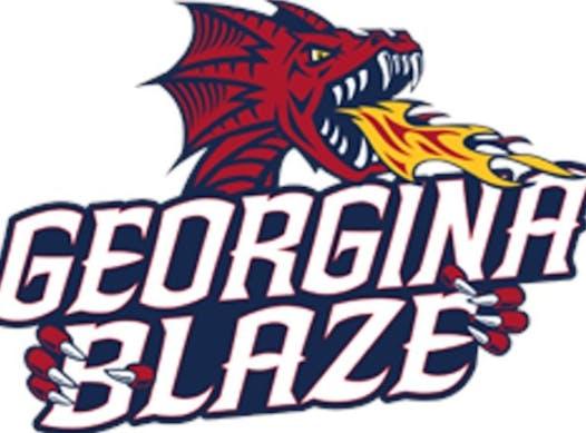 ice hockey fundraising - Georgina Blaze Atom A Team