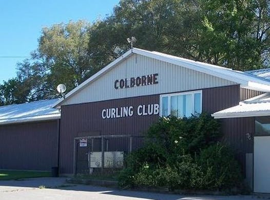 curling fundraising - Colborne Curling Club