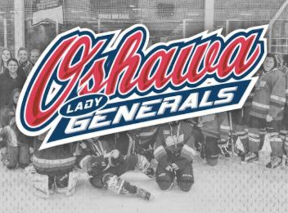 Oshawa Lady Generals Atom B