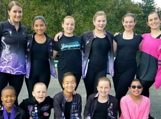 dance fundraising - DSD Company