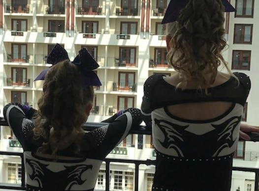 cheerleading fundraising - Evolution All Stars