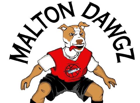 basketball fundraising - Malton Dawgz 2005