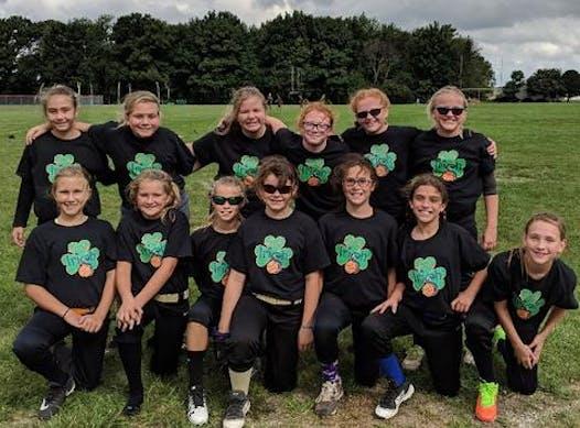 softball fundraising - NWO Lady Irish 07