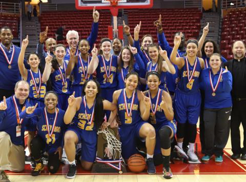 basketball fundraising - Schlarman Academy