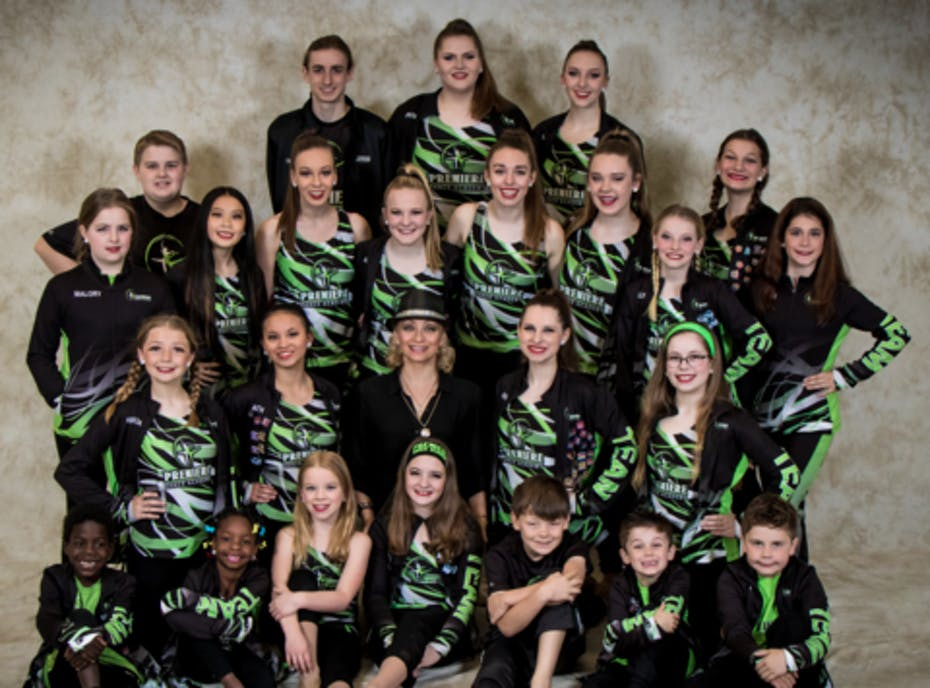 Premiere Dance Academy Team