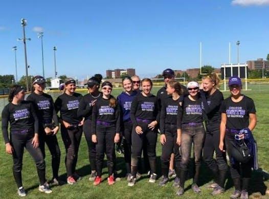 softball fundraising - Milton Bats Bantam