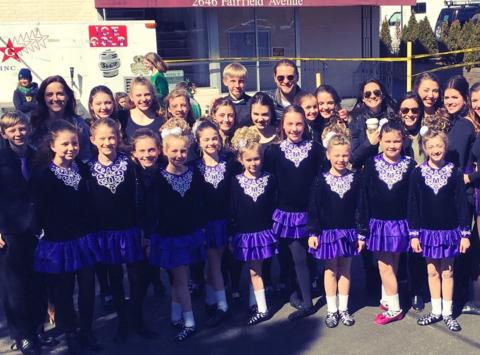 dance fundraising - Sheeaun Academy of Irish Dance