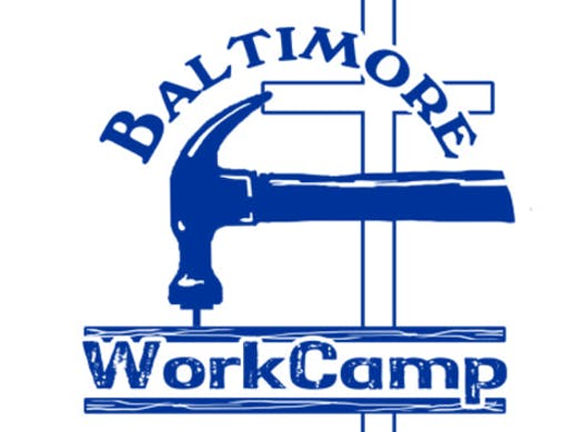 church & faith fundraising - Baltimore Workcamp 2019