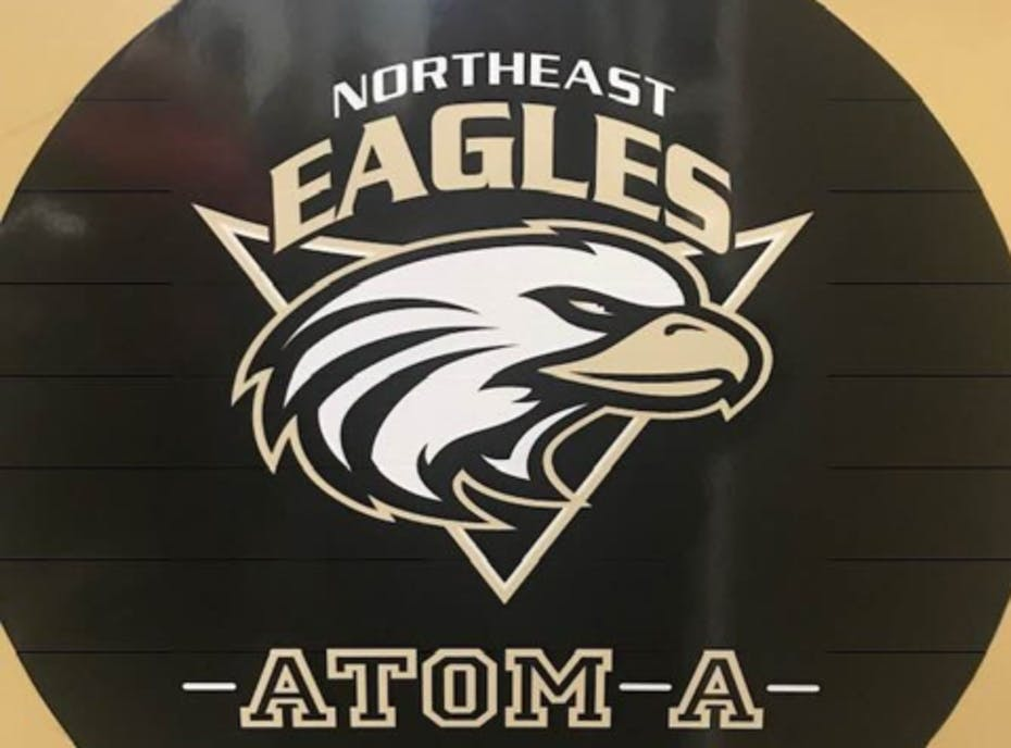 Northeast Eagles Atom A
