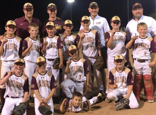 baseball fundraising - Stow Bulldogs 11U