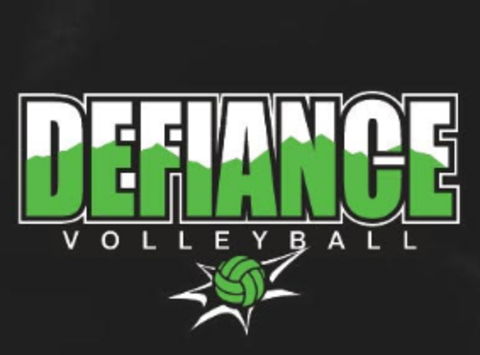 volleyball fundraising - Defiance Volleyball