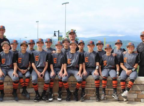 sports teams, athletes & associations fundraising - 13U Edge Baseball