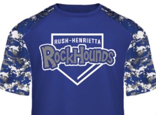 baseball fundraising - Rush Henrietta Rockhounds