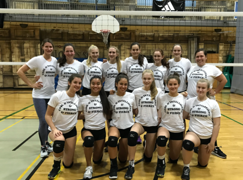 volleyball fundraising - 16U Leaside
