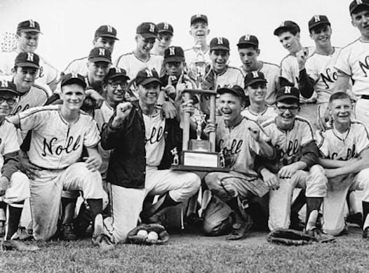 baseball fundraising - Bishop Noll Institute Warriors Baseball