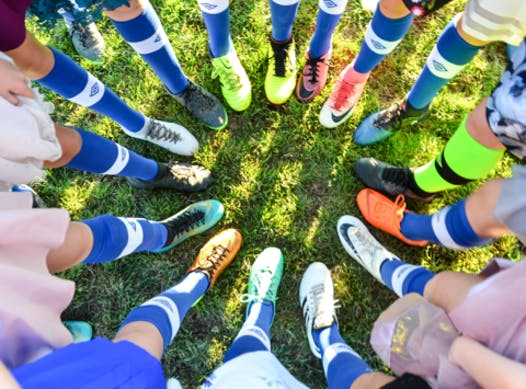 soccer fundraising - Milton Magic GU 15