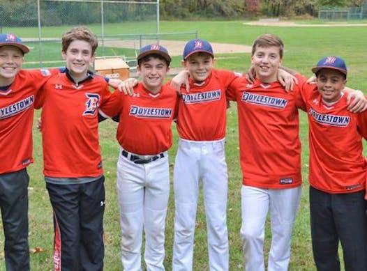 baseball fundraising - 2019 DAA 12U -- Coach Dougherty