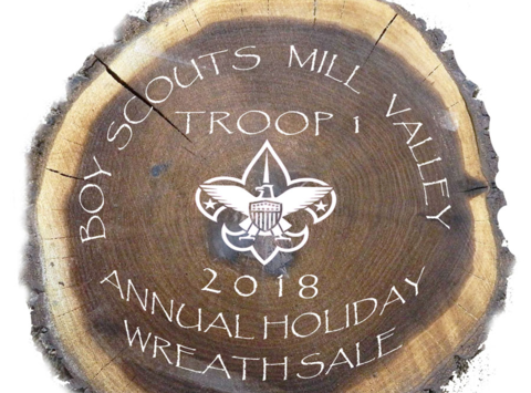 scouts fundraising - Troop 1 Holiday Fundraiser