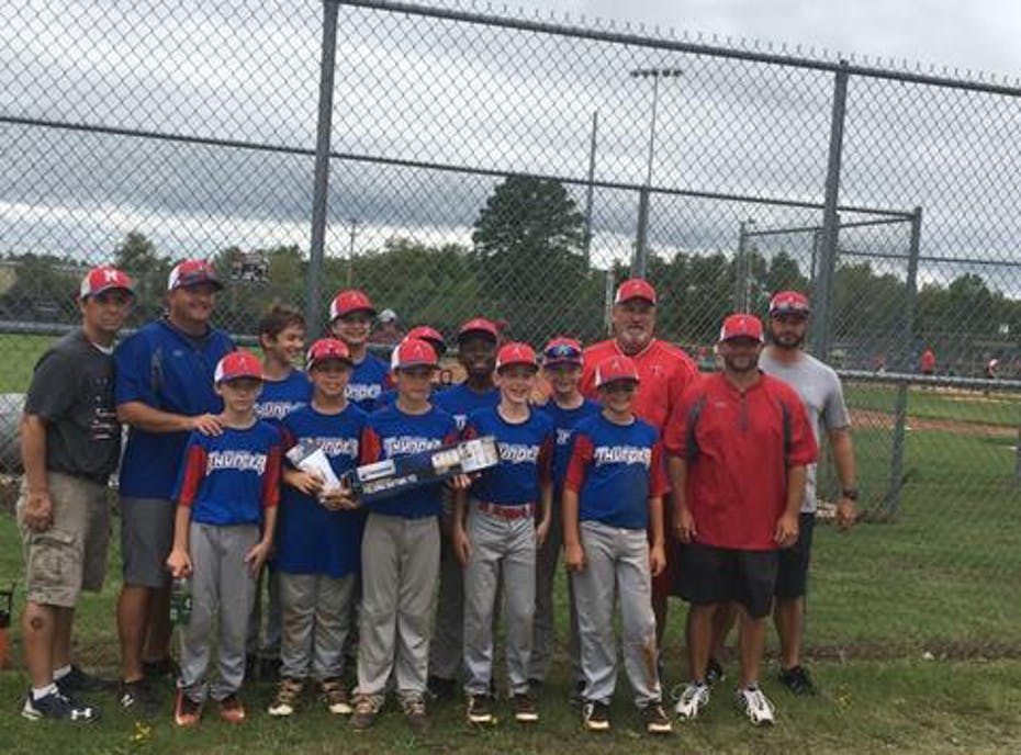 PlayBall Arkansas Thunder