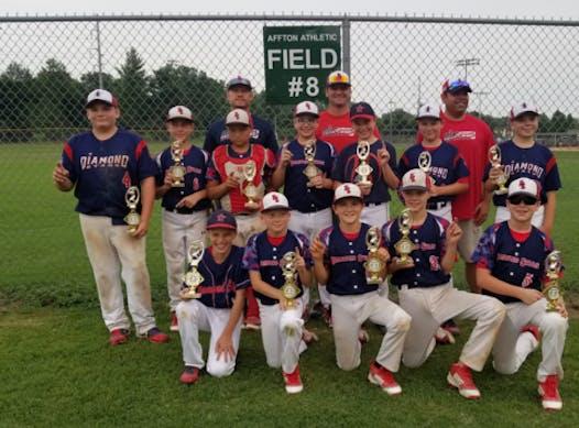 baseball fundraising - Diamond Stars