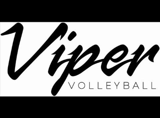 volleyball fundraising - Viper 12 Jim Elite