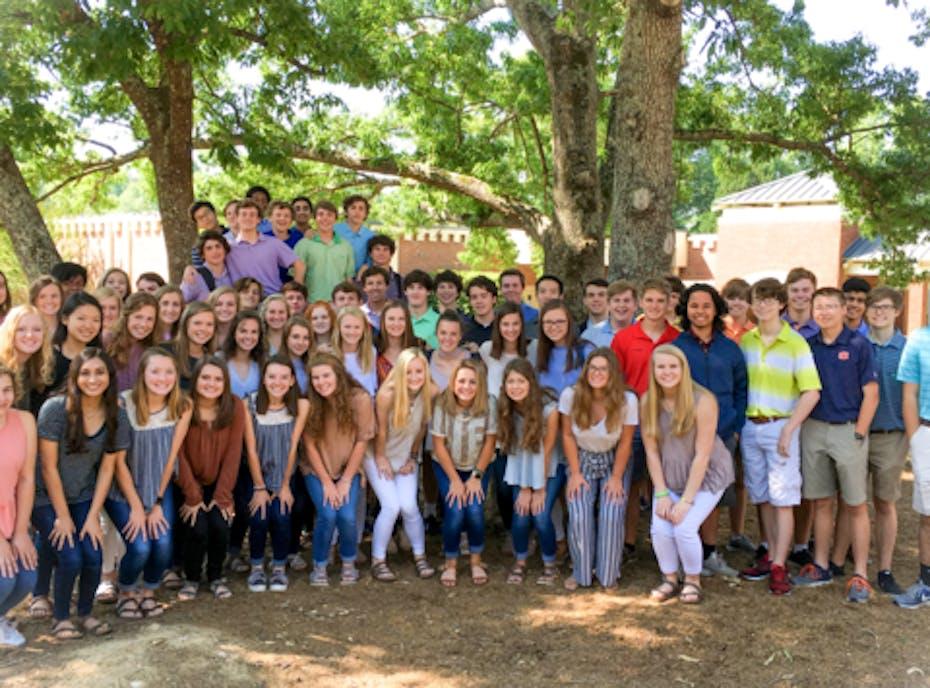 Junior Class Wreath Sale 2018