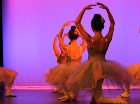 dance fundraising - TroupeSMSD