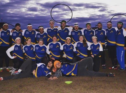 quidditch fundraising - Ottawa Otters