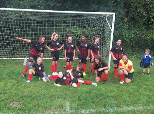 soccer fundraising - FTYSA PHANTOMS U12