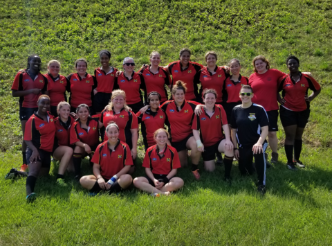 rugby fundraising - Maryland Stingers Rugby