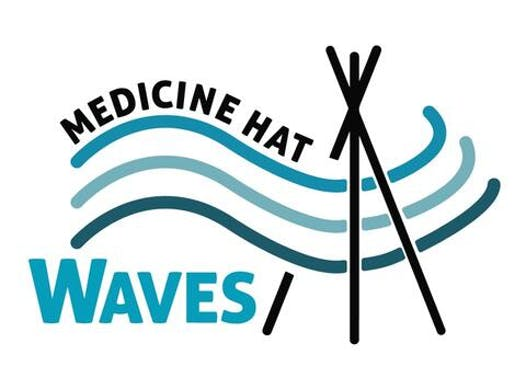 swimming fundraising - MH Waves