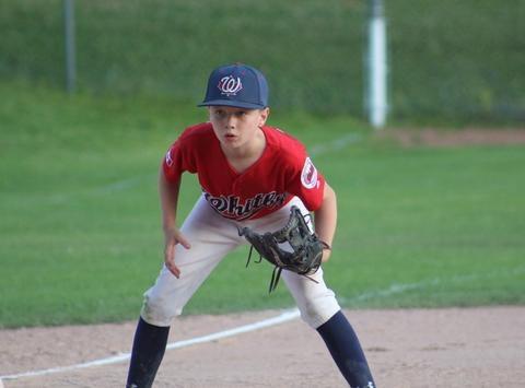 baseball fundraising - Brett - Cooperstown